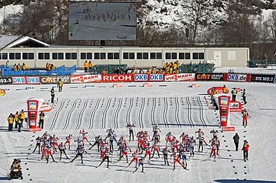 El estadio de Lago di Tesero atraerá todas las miradas esta temporada